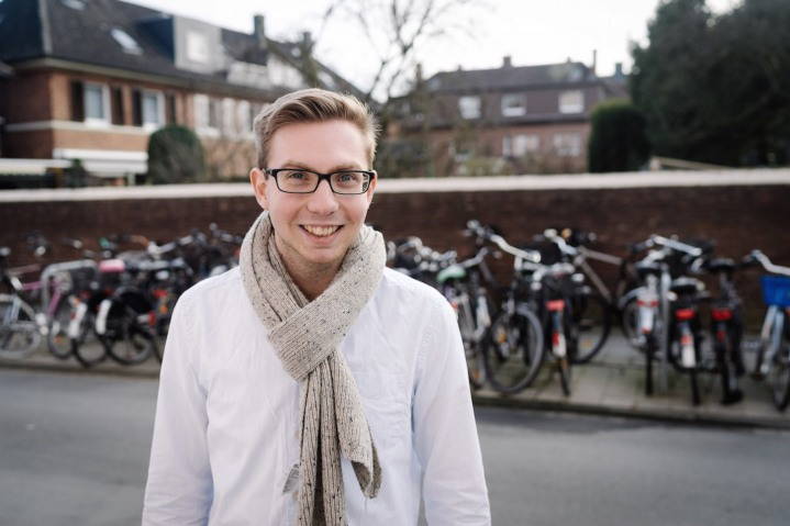 Die Uni, das Coaching, Münster undich!